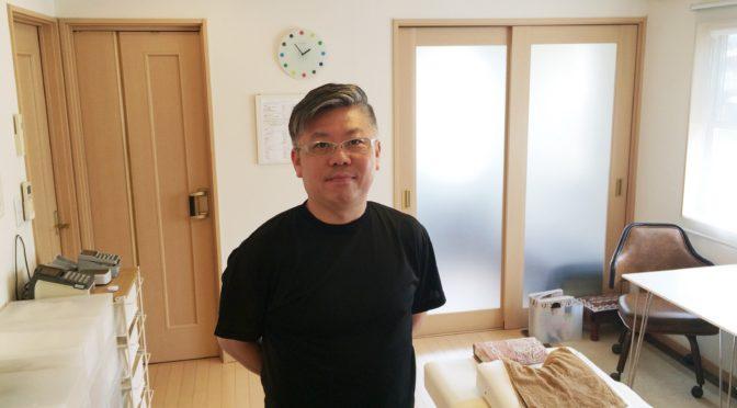 学院長 泉尾英嗣